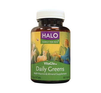 Halo, Purely For Pets Vita - GLO Daily Greens