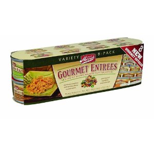 Merrick Gourmet Entrees Cat Canned Food Variety Pack