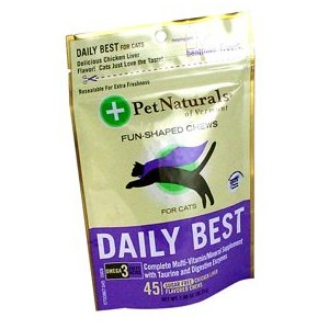 Pet Naturals Daily Best for Cats