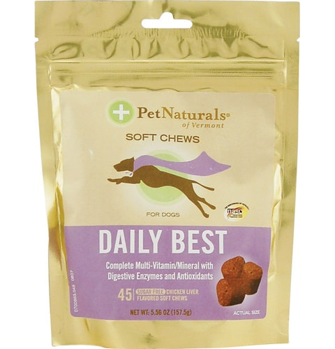 Pet Naturals Daily Best for Dogs