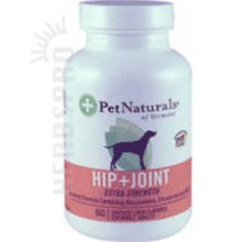 Pet Naturals of Vermont - Pet- Hip & Joint Extra Strength 120 Tabs