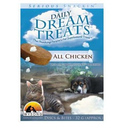 Wysong Daily Dream Chicken DOG and CAT Treats